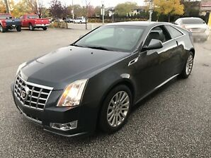 Cadillac CTS 4 Premium 2-Door Coupe SAFETIED $14,900