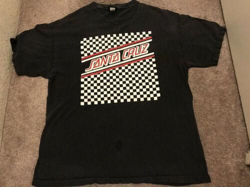 Santa Cruz Skateboards Steve Olson Shirt NHS Size XL