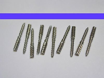 Eds Flexi Post 2 Blue - 10x Stainless Steel - Refill