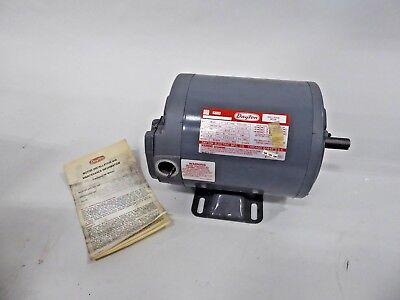 Dayton 2n103r 12 Hp Electric Motor 1725 Rpm F56 Frame 3 Ph 208-220440v