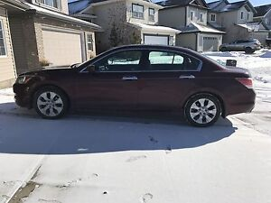 2009 HONDA ACCORD FULLY LOADED W/ NAVI LOW KMS