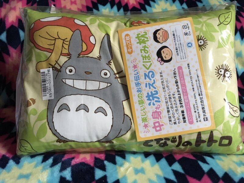 Studio Ghibli My Neighbor Totoro Kids Pillow Toreba