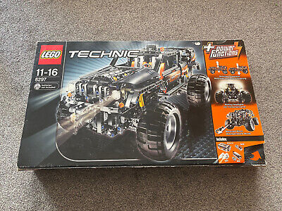 Lego Technic 8297 Off-Roader100% Complete
