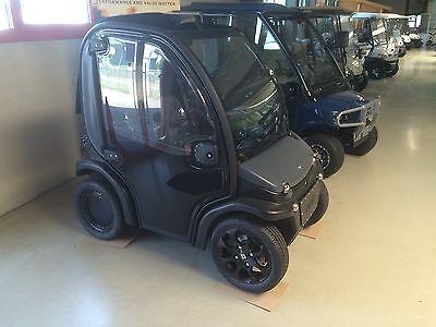 Biro Elektrofahrzeug mit Straßenzulassung Auto Golfcart