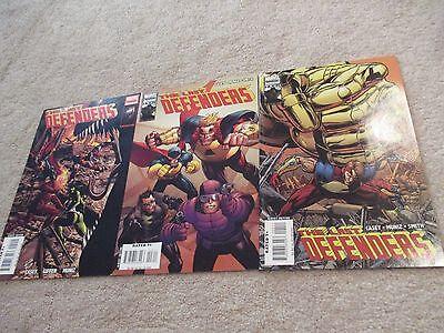 Lot of 3 Marvel's The Last Defenders