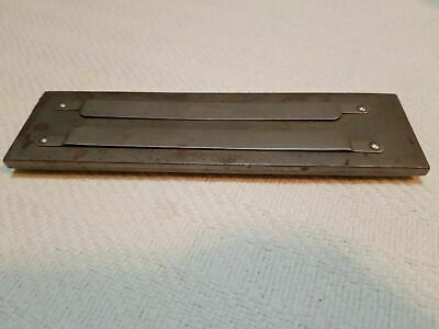 Weck Surgical 7in 17.8cm Hemo Clip Base 523-130 Stainless Steel Usa Mj6