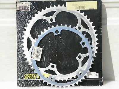 Road Bike Chainring Rossin Pantographed 53T For Classic Bicycle Crankset BCD 144