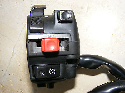 Lichtschalter / Startknopf 10-Polig für China Quad / Kinderquad / Dirtbike