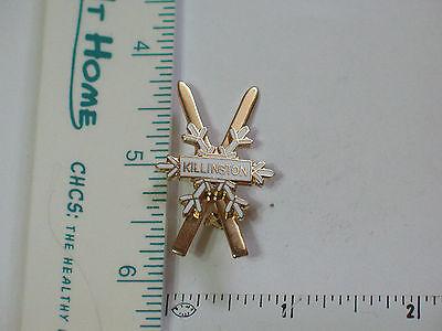 Killington Skiing Pin  , Vermont Killington Ski REsort Lapel Pin , (#1403)