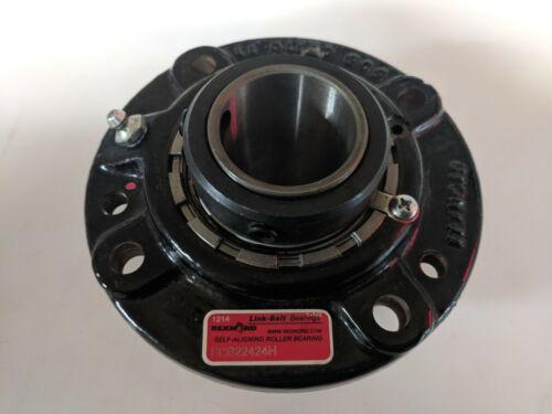 Rexnord / Link Belt FCB22424H piloted flange block #2, made in USA.  *