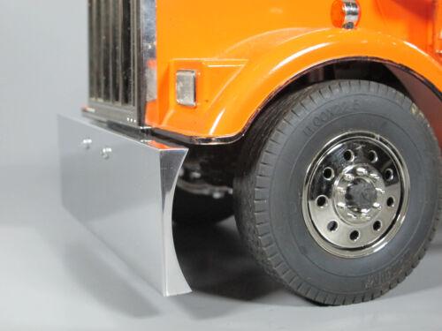 New Aluminum Polish Front Bumper Tamiya R/C 1/14 Knight King Grand Hauler Truck