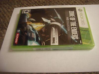 Zone of the Enders HD Collection  (Xbox 360, 2012) comprar usado  Enviando para Brazil