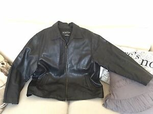 Manteau vrai cuir homme - real leather jacket for men