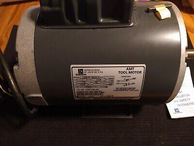 Amt 1 Horsepower Electric Motor