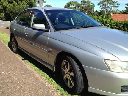 2004 VZ Holden Commodore Berlina Charlestown Lake Macquarie Area Preview