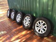 VX 200 series tyres and rims Walliston Kalamunda Area Preview