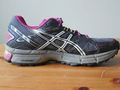 Asics Gel Kahana 7 Speva Sole Women's Size 6.5 Trail Running Shoe T4G5N