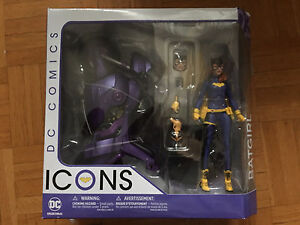 Dc comics icons batgirl batman set collectibles