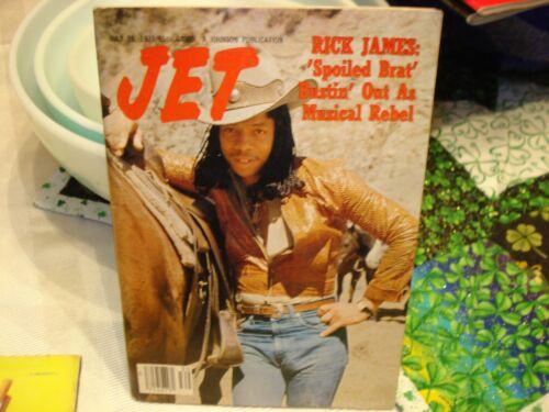 Jet Magazine july 26, 1979 Rick James