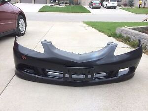 Acura RSX 2005 front bumper OEM