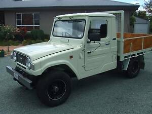 1981 Daihatsu F55 Other Tenterfield Tenterfield Area Preview