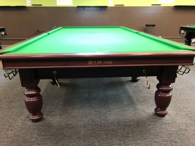 12 Ft Star Snooker Table | Other Sports U0026 Fitness | Gumtree ...