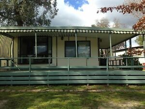 WATER VIEWS  Cabin @ Boathaven holiday Park for sale $52,000 Wodonga Wodonga Area Preview