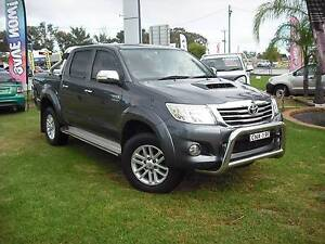2013 Toyota Hilux SR5 Ute Mudgee Mudgee Area Preview