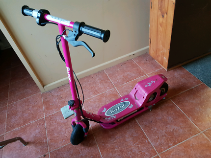 Razor scooter no charger
