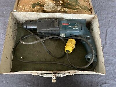 Bosch Bulldog 11234vsr Rotary Hammer Drill With Steel Case