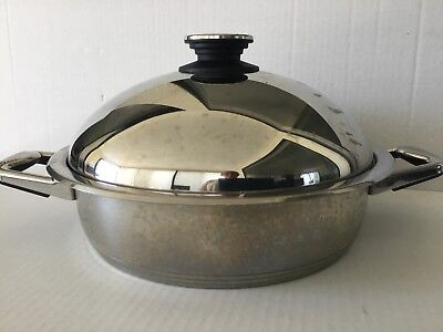 Used, Zepter Large Casserole PAN   Used   for sale  Los Angeles