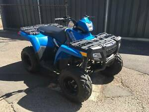 POLARIS SPORTSMAN 110efi 4x2 Youth quad SAVE $1000 Fulham West Torrens Area Preview
