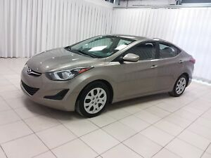 2015 Hyundai Elantra SEDAN. TEST-DRIVE NOW BEFORE IT'S GONE !! w