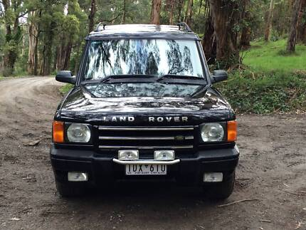 1999 Land Rover Discovery 2 V8 Dual Fuel 7 Seater ES Model Belgrave Yarra Ranges Preview