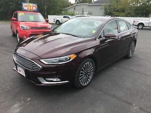 2017 Ford Fusion SE AWD NAVAGATION