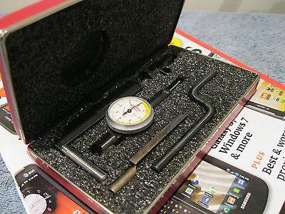 Starrett 711t1 .0001 Indicator Machinist Tools