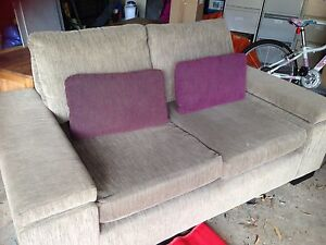 2- seater sofa with Warwick fabric Lilli Pilli Sutherland Area Preview