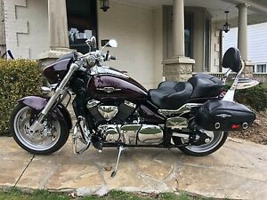 2010 Suzuki M-90 Boulevard ( very good condition,ready to ride )