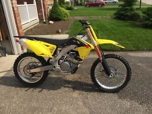 2016 rmz 450 like new only 2 hours since new
