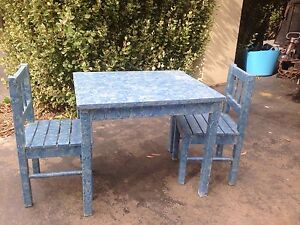 Kids table and chair set Knoxfield Knox Area Preview