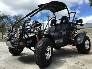TRAIL MASTER 300CC DUNE BUGGY GO KART ATV BY SYNERGY OFF ROAD!!!! Burleigh Heads Gold Coast South Preview