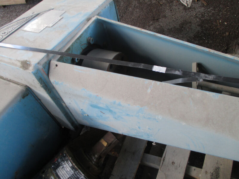 Chemineer Gear Mixer 3htn/3hta  Includes Shovel And Lower Sub Assy. Mt.