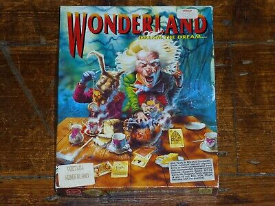 Wonderland by Magnetic Scrolls (PC: Windows) Big Box for sale  Shipping to Nigeria