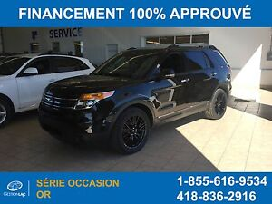 Ford Explorer Limited**gps**awd**cuit**toit Ouvrant 2013
