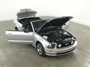 2008 Ford Mustang GT 4.6L Convertible Automatique