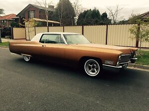 1967 Cadillac coupe Mill Park Whittlesea Area Preview