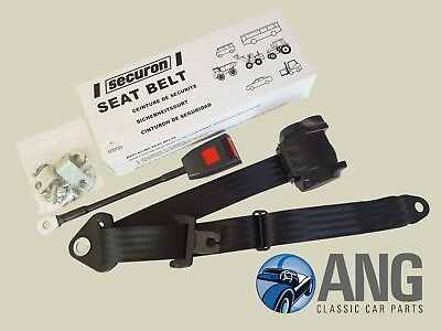 LAND ROVER SERIES SECURON RETRACTABLE 3 POINT INERTIA SEAT BELT BA188