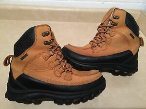 Men's TRX Waterproof Insulated Winter Boots Size 10 London Ontario image 2