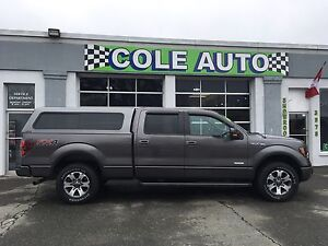 2012 Ford F-150 FX4 with Color Match Cap!