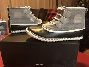 Sorel   Out N About   Size 6.5   Brand New